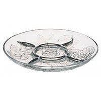 Блюдо круглое с разделителем Pasabahce Piknik, 310 мм 54646, фото 2