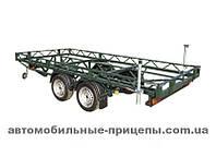 Лидер прицеп-платформа для перевозки специального оборудования