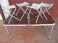 Столики і стільчики