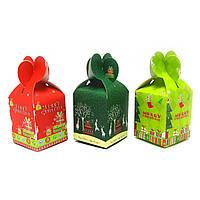 """Подарочная коробка для небольших товаров """"Mary Christmas"""""""