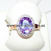 Кольцо с накладками золота Анжела, фото 1