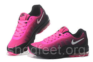 Кроссовки женские Nike Air Max 95 Invigor Pink Black