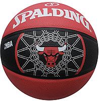 Баскетбольный мяч Spalding NBA Team BULL
