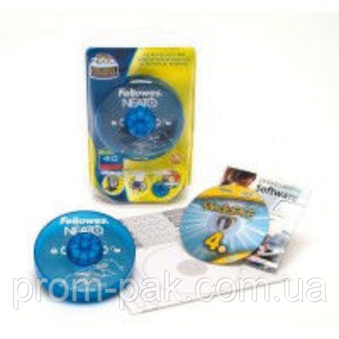 Матовые вкладыши NEATO в коробки Simline для CD/DVD дисков
