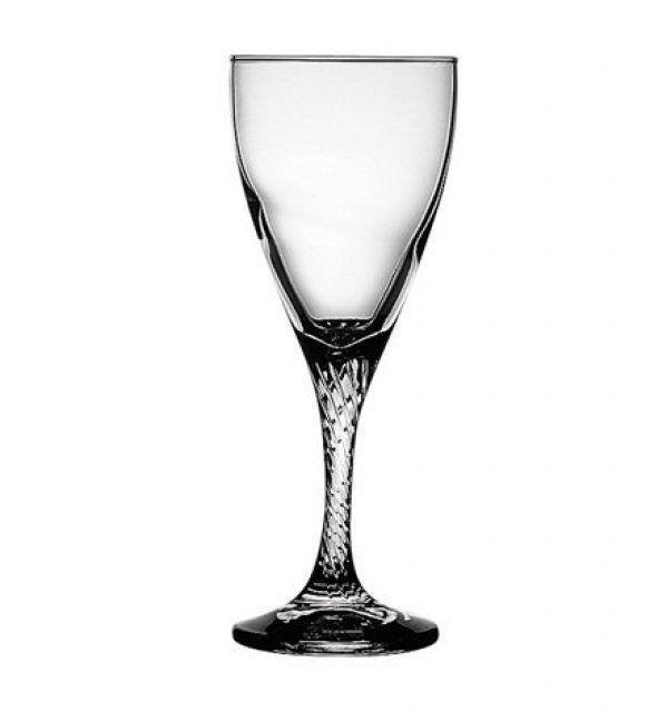 Бокал для белого вина Pasabahce Twist, 180 мл (h=178мм,d=69,5х64мм), 6 шт. 44362