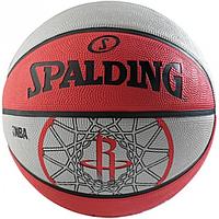 Баскетбольный мяч Spalding NBA Team ROCKET