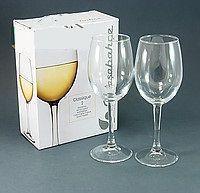 Бокал для вина Pasabahce Classique, 360 мл (h=212,5мм,d=62,5х75мм), 2 шт. 440151