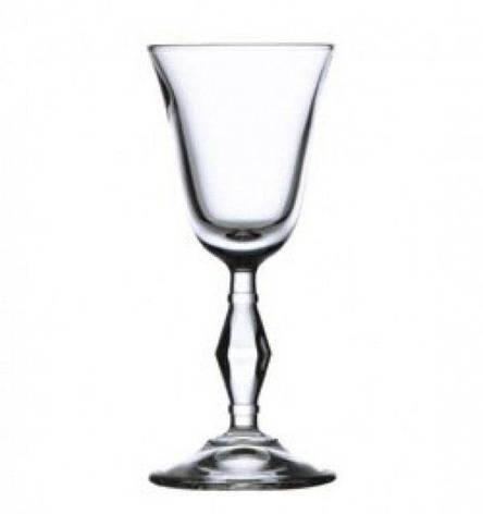 Келих для вина Pasabahce Retro, 236 мл (h=184мм,d=86х80мм), 6 шт. 440060, фото 2