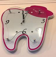 Часы настенные в виде зуба ZYR-004