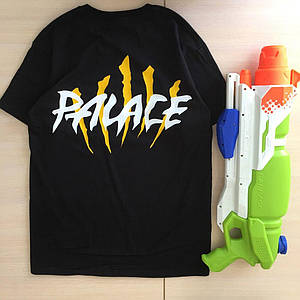 PALACE SKATEBOARDS Футболка черная