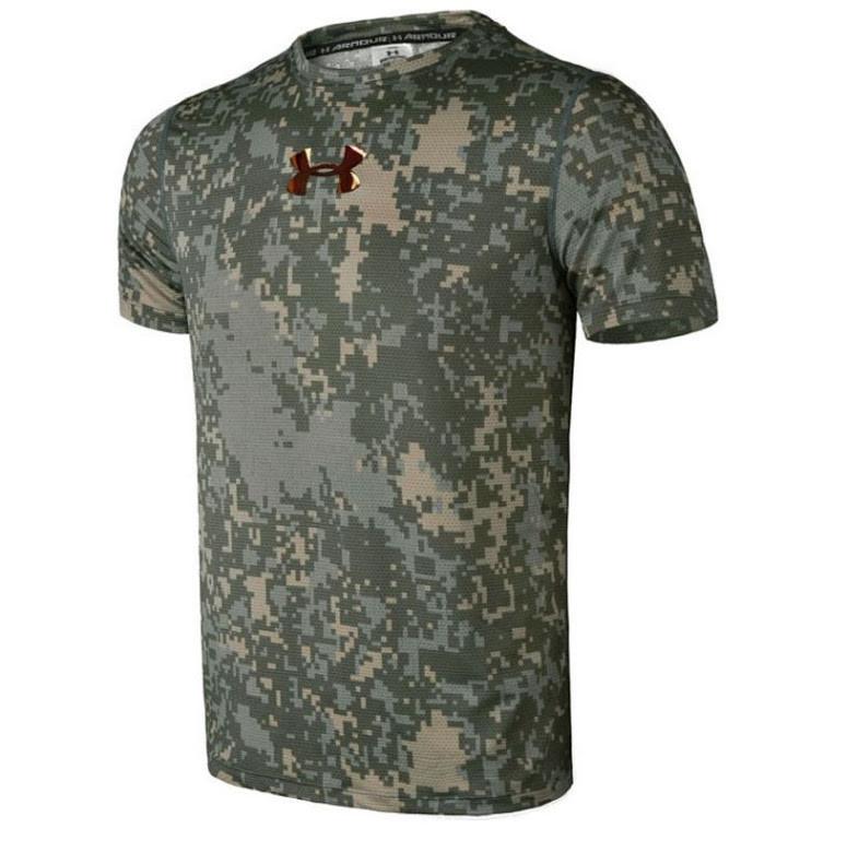 Тактические мужские футболки Under Armour. Военный дизайн. Хорошее  качество. Доступная цена. Код a4959d7d09390