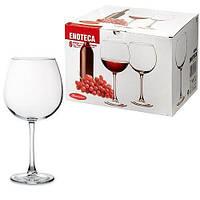 Бокал для красного вина Pasabahce Enoteca, 750 мл (h=227мм,d=80х78мм)(6*4)RU, 6 шт.
