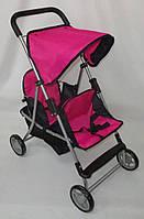 Детская прогулочная коляска 9618 Melogo для двойни