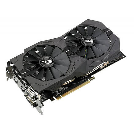 Видеокарта Asus GeForce GTX 1050 TI OC 4GB, фото 2