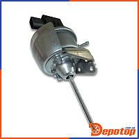 Актуатор турбины, Wastegate | VOLKSWAGEN SCIROCCO 2.0 TDI 170 hp | 5303-970-0129, 5303-970-0137