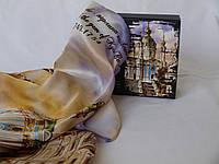 Шёлковый платок «Андреевская церковь»