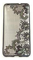 Чехол Rock Tatoo Art Case Huawei Y6II Color Flowers