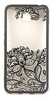 Чехол Rock Tatoo Art Case Meizu M3 Fantasy Flowers