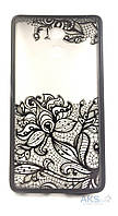 Чехол Rock Tatoo Art Case Xiaomi Redmi 4 Pro, Redmi 4 Prime Fantasy Flowers