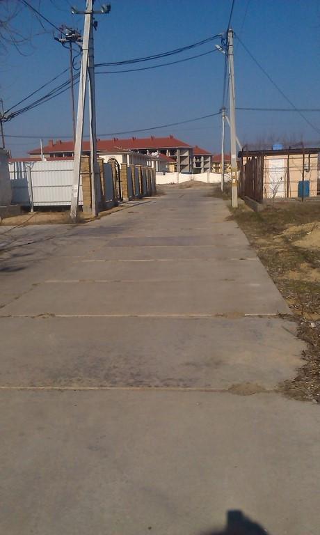 Продажа участка Одесская область, Белгород-Днестровский район, Затока, 2 ряд от моря.