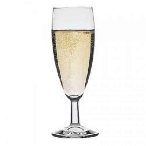 Бокал для шампанского Pasabahce Banquet, 155 мл (h=158мм,d=50х59мм), 6 шт. 44455