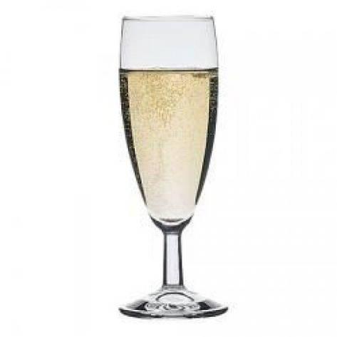 Бокал для шампанского Pasabahce Banquet, 155 мл (h=158мм,d=50х59мм), 6 шт. 44455, фото 2