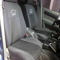 Чехлы к Aveo hatchback 2002-2011 ( эконом.)