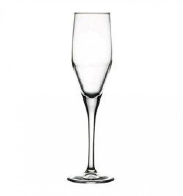 Бокал для шампанского Pasabahce Dream, 215 мл (h=244мм,d=52х70мм), 2 шт. 44591