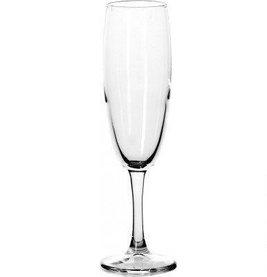 Бокал для шампанского Pasabahce Classique, 215 мл (h=217,5мм,d=49х64мм), 2 шт. 440150
