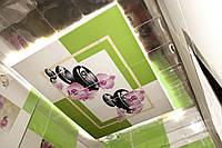 Потолок в ванную алюминиевый, фото 1