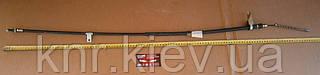 Трос тормоза стояночного (задняя часть) 2 шт. FAW-1011(трос ручника)