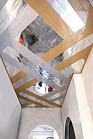 Алюминиевый кассетный потолок, фото 1