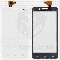 Тачскрин (сенсор) для мобильного телефона VINUS UMI X1, белый