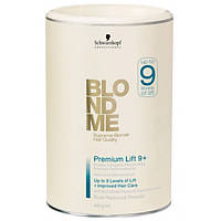 Осветляющая пудра 9+ SCHWARZKOPF Blond Me Premium Lift 9+ 450 мл