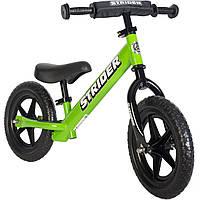 Детский беговел STRIDER Sport Green ST-S4GN