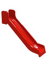 Горка стеклопластиковая прямая h-1.2 м.