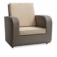 Кресло Barbados серое (Komforta ТМ)