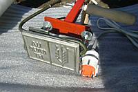 Изготовление клише для дерева с нагревателем