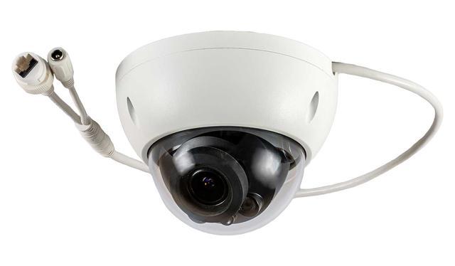 Купольные IP видеокамеры