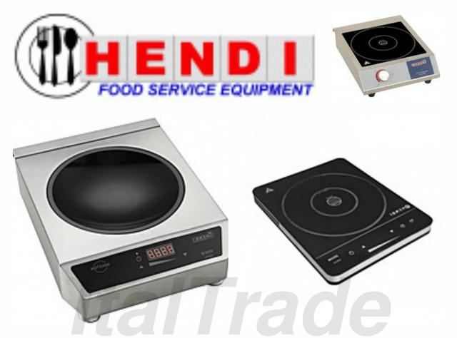 Плиты индукционные Hendi (Нидерланды)