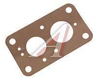 Прокладка карбюратора ВАЗ-2101 нижняя бумажн (мин.10шт)