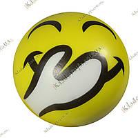 """Эмоциональные мячики - антистресс, """"хихикающий"""" Смайлик (Smile) , фото 1"""