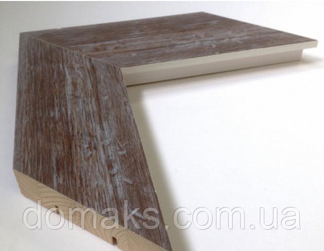 Багет деревянный шириной 83 мм, Италия