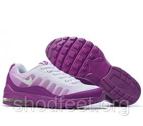 Кроссовки женские Nike Air Max 95 Invigor White Purple