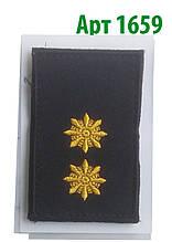 Погон 2017 Лейтенант Муніципальна поліція