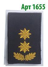 Погон 2017 Підполковник Муніципальна поліція