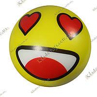 """Эмоциональные мячики - антистресс, """"влюблен"""" Смайлик (Smile) , фото 1"""