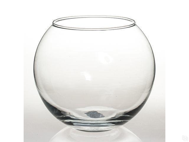 Ваза-куля Pasabahce Botanica, h=160 мм, d=125 мм 45068