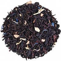 Черный чай Черничный с ароматом йогурта