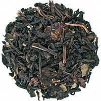 Чай Шу Пу-эр с клубникой